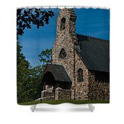 St. Peter's By-the-sea Protestant Episcopal Church Shower Curtain