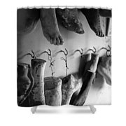 St Roch 1 Shower Curtain