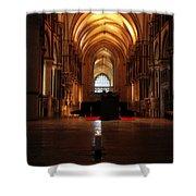 St Thomas Becket's Shrine Shower Curtain