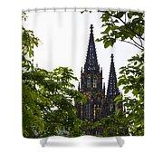 St Vitus Cathedral - Prague Shower Curtain