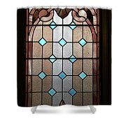 Stained Glass Lc 15 Shower Curtain
