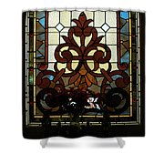 Stained Glass Lc 16 Shower Curtain