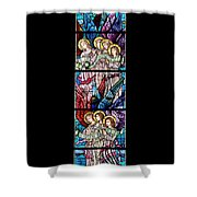 Stained Glass Pc 07 Shower Curtain