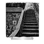 Stairs 3 Shower Curtain