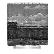 Standard Elevator 5059 Shower Curtain