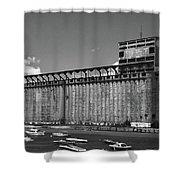 Standard Elevator 5097 Shower Curtain