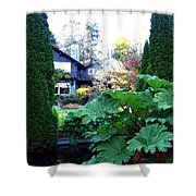 Stanley Park Pavilion Shower Curtain