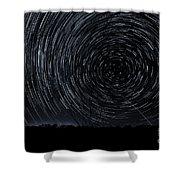 Star-nado Shower Curtain