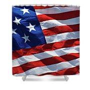 Star Spangled Banner - D001883 Shower Curtain