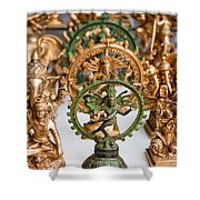 Statues For Sale Of Hindu Gods Shower Curtain