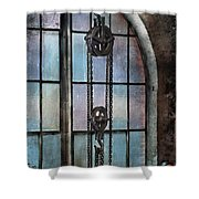 Steampunk - Gear - Importance Of Industry  Shower Curtain