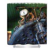 Steampunk 2 Shower Curtain