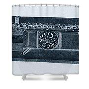 Step Reckoner, Leibniz Mechanical Shower Curtain