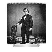 Stephen A. Douglas, American Politician Shower Curtain