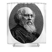 Stephen Johnson Field Shower Curtain