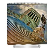 Steps To Justice Shower Curtain