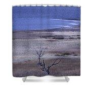 Stevenson Lake Shower Curtain