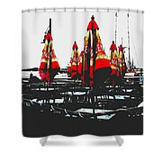 Steveston 1 Shower Curtain