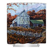 Still Standing 02 By Prankearts Shower Curtain