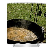 Stone Soup Shower Curtain