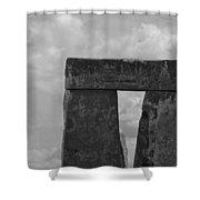 Stonehenge 19 Shower Curtain