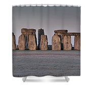 Stonehenge Wiltshire Shower Curtain