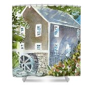 Stoney Brook Mill Shower Curtain
