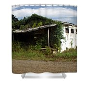 Store- La Hwy 4 Shower Curtain