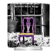 Stories  Belmont Baton Rouge Shower Curtain