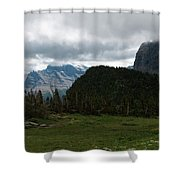 Storm Rolls In Shower Curtain
