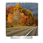 Stormin' Through Pennsylvania 2 Shower Curtain
