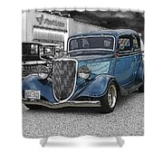 Stormy Skies Classic Shower Curtain