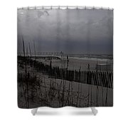 Stormy Weather Swp Shower Curtain