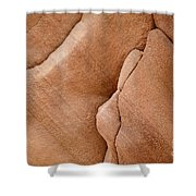 Story In The Rock Shower Curtain
