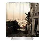 Strada Bella Shower Curtain