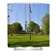 Strafford Vermont Shower Curtain