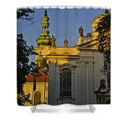 Strahov Monastery - Prague Shower Curtain