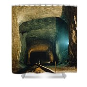 Strategic Petroleum Reserve Site Shower Curtain by DOE/Science Source