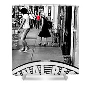 Street Farewell Shower Curtain