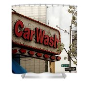 Streets Of New York 11 Shower Curtain