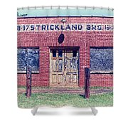 Strickland Grocery Shower Curtain