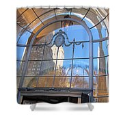 Bergdorf's Reflection Shower Curtain