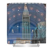 Toy Building Shower Curtain