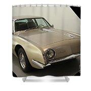 Studebaker Avanti Shower Curtain
