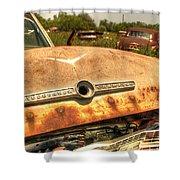 Studebaker Champion Shower Curtain
