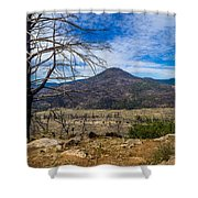 Studies On Sugarloaf Peak 1 Shower Curtain