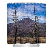 Studies On Sugarloaf Peak 2 Shower Curtain