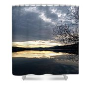 Stunning Tranquility Shower Curtain by Will Borden