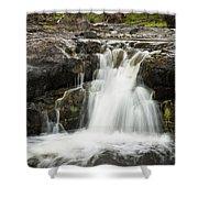 Sucker River Falls 2 J Shower Curtain