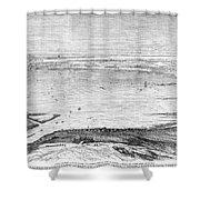 Suez Canal: Lake, 1869 Shower Curtain